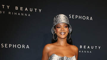 Nina Chantele - Rihanna Introduces A New Bold Sunglasses Shape