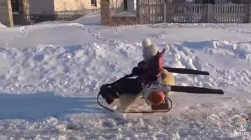 The Fox Den with Dangerous Dave - Snow blower