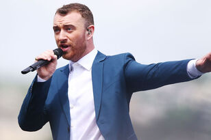 Sam Smith Made The Best Of His Recent Surgery With A Hilarious Pic