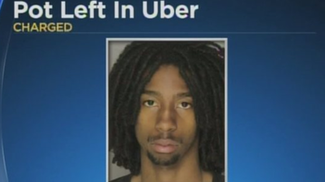 Chuck Dizzle - Man Leaves 2 Pounds Of Pot In An Uber & Arrested For Trying To Get It Back!
