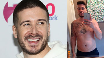 Music News - Jersey Shore's Vinny Guadagnino Has Everyone Thirsty For His New Body