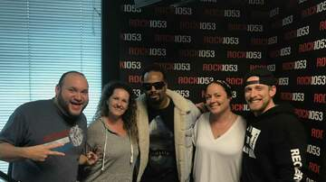 Follow Along With The Show - Free Comedy Friday - Shawn Wayans In Studio!