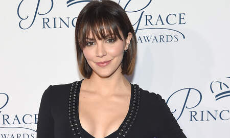 Trending - Katharine McPhee Looks Like The Perfect Bride During Wedding Dress Fitting