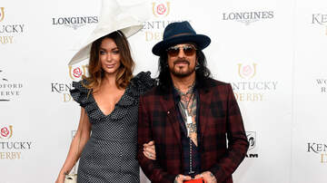 Music News - Motley Crue's Nikki Sixx And Wife Are Expecting Their First Child
