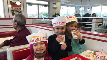 None - Free Hot Chocolate On Rainy Days For Kids At In N Out