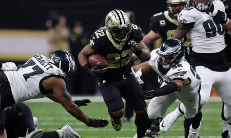 Louisiana Sports - Saints' Ingram Cherishing Playoff Run As Uncertainty Looms