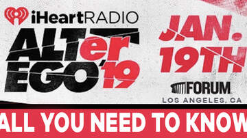 ALTer EGO - All You Need to Know About ALTer Ego 2019 #iHeartALT