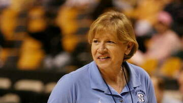 Ali the Sports Girl - UNC Coach Sylvia Hatchell