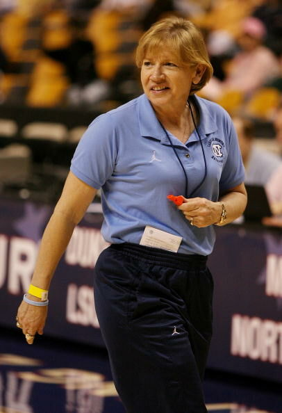 Sylvia Hatchell Getty Images Sport:Travis Lindquist