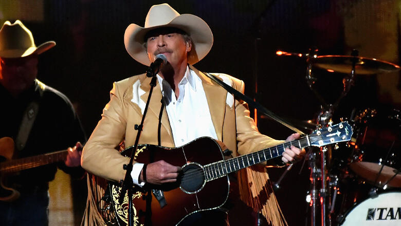 Alan Jackson Reveals He 'Didn't Grow Up With Much Music'