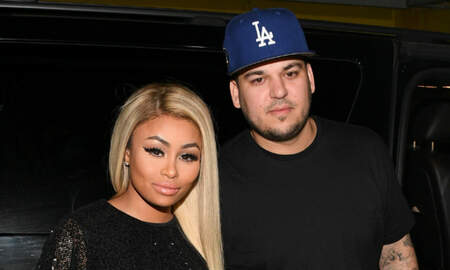 Entertainment News - Rob Kardashian Reportedly Hired Security To Protect Himself From Blac Chyna