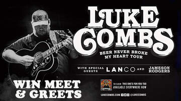 ArticlesWTQR - Q104.1 Has Your Chance to Meet Luke Combs