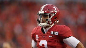 Sports Desk - Alabama quarterback Jalen Hurts to transfer to Oklahoma