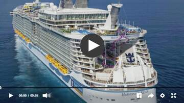 Carter - 16-year-old dies after falling from balcony of Royal Caribbean cruise ship