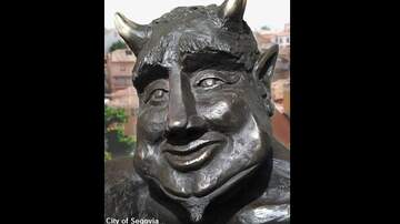 Coast to Coast AM with George Noory - Smiling Satan Statue Sparks Protests in Spain