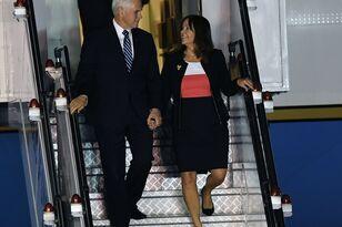 VP Pence's wife Karen works at anti-LGBTQ school