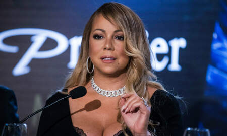 Entertainment - Mariah Carey Sues Former Assistant For Blackmail Over 'Intimate' Videos