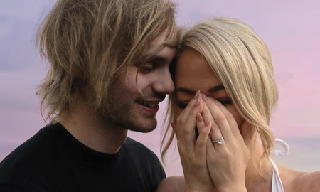 Trending - 5 Seconds Of Summer's Michael Clifford Proposes to Longtime Girlfriend