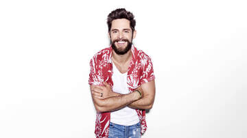 None - Thomas Rhett with Dustin Lynch and Russell Dickerson