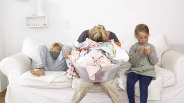 Marty and Jodi in the Morning - Stay-at-Home Moms Should Be Paid $162,000-a-Year Study Says
