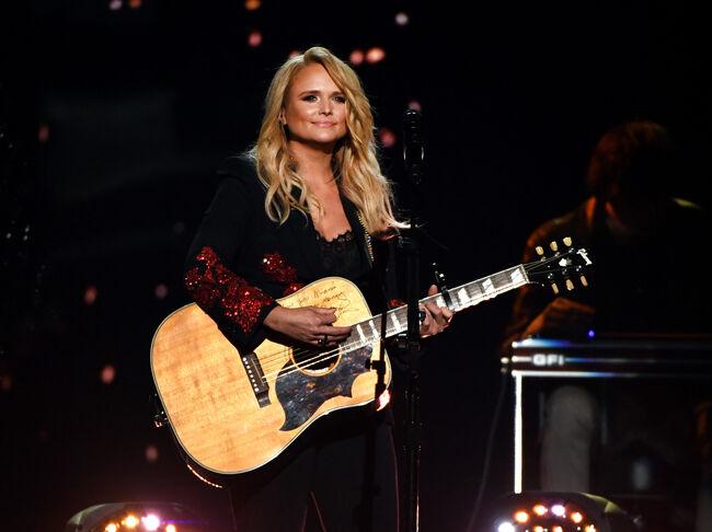 53rd Academy Of Country Music Awards - Show Miranda Lambert