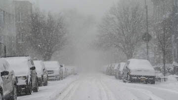 Albany Storm Center  - Winter Storm Warning Issued For The Albany Area