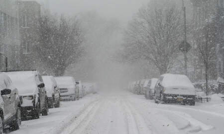 Albany Storm Center  - Winter Storm Warning and Wind Chill Advisory today