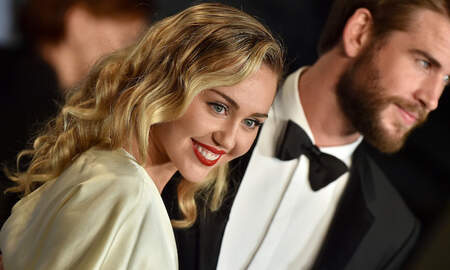 Trending - So… Miley Cyrus May — Or May Not! — Be Pregnant With Liam Hemsworth's Child