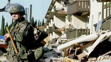 #iHeartSoCal - Remembering The Deadly Northridge Earthquake, Twenty-Five Years Later