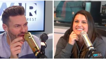 Ryan Seacrest - Ryan and Sisanie Debate Writing Your Own Wedding Vows