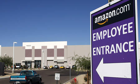 National News - Baby Girl Found Dead In The Bathroom Of An Amazon Facility