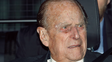 Trending - Prince Philip Involved In Car Crash That Overturned His Range Rover