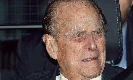 Music News - Prince Philip Involved In Car Crash That Overturned His Range Rover