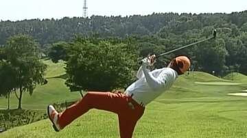 Rick Hamada & Scotty B - Is This The World's Craziest Pro Golf Swing?