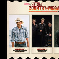 The Country Megaticket Has Been Announced! Win Your Way In!