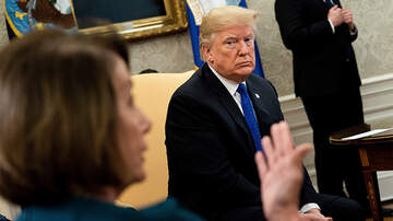Politics - President Trump Cancels Nancy Pelosi's Foreign Trip As Shutdown Drags On