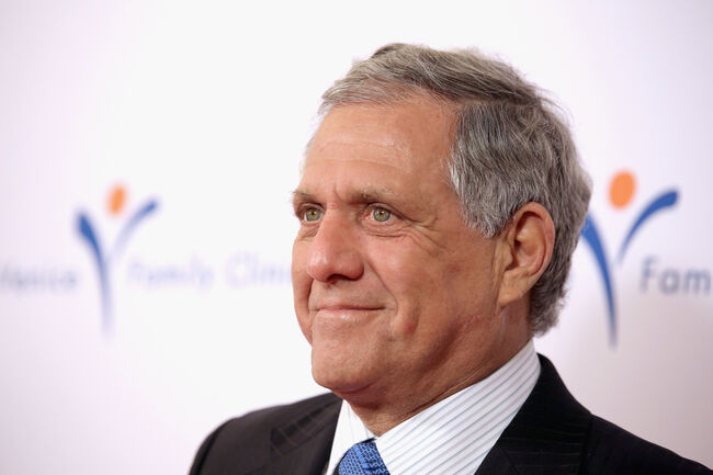 Les Moonves not going away quietly, fighting CBS for $120M exit package