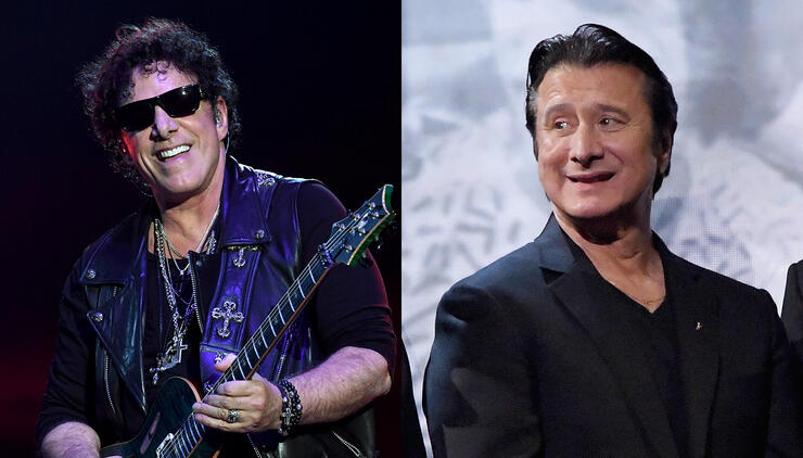 Neal Schon Invites Steve Perry to Join Him on Solo Tour