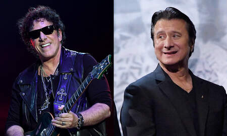 Rock News - Journey's Neal Schon Invites Steve Perry to Join Him at Upcoming Concerts