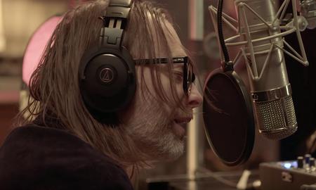 Trending - Thom Yorke Plays Radiohead's Bloom at Electric Lady Studios: Watch