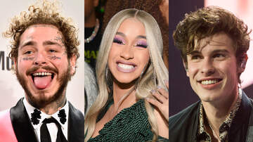 Trending - Cardi B, Post Malone, Shawn Mendes, & More Will Perform At Grammy Awards