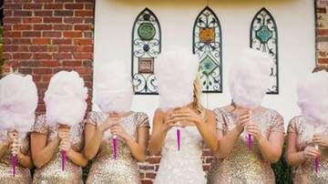 Hemmy - Cotton Candy Bouquets Are The New Wedding Trend!