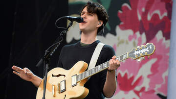 Music News - Vampire Weekend Tease Harmony Hall With Two-Hour Guitar Loop