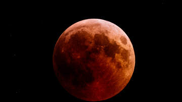 The Joe Pags Show - 'Blood SuperMoon' Total Lunar Eclipse This Weekend