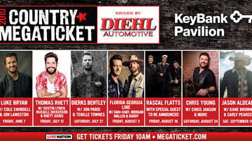 None -  2019 Country Mega Ticket Driven by Diehl Automotive