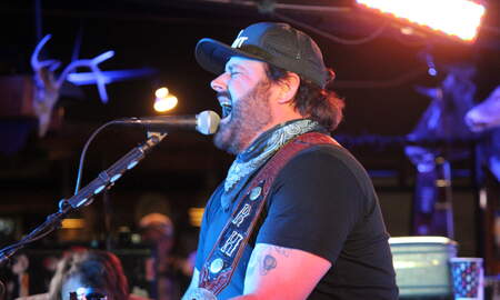 WPOC Country News - *We Went* To Randy Houser's Album Release Party at PBR Baltimore!