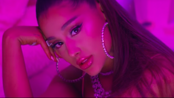 Music News - Ariana Grande's 7 Rings Music Video Is A Lavish Pink Party Paradise