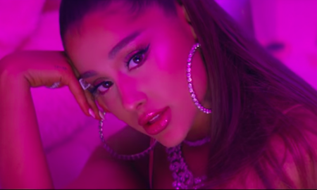 Trending - Ariana Grande's 7 Rings Music Video Is A Lavish Pink Party Paradise