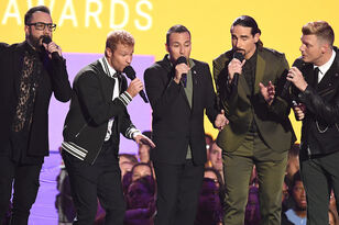 Backstreet Boys Serve Up Harmonies On New Song 'Breathe': Listen