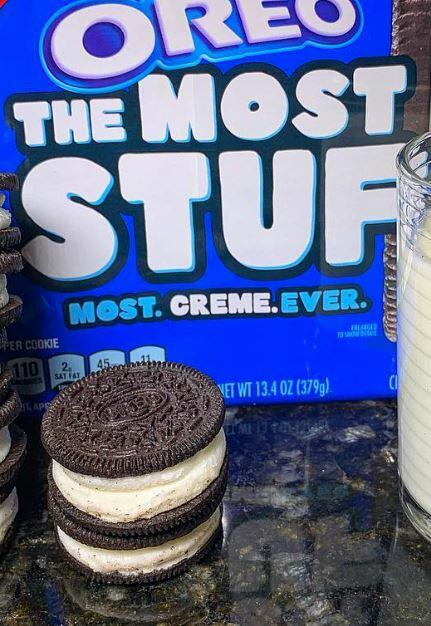 This OREO is out of control!